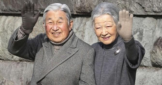 Một ngày của Nhật hoàng Akihito