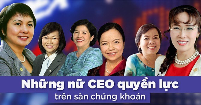 Những nữ CEO quyền lực của doanh nghiệp Việt