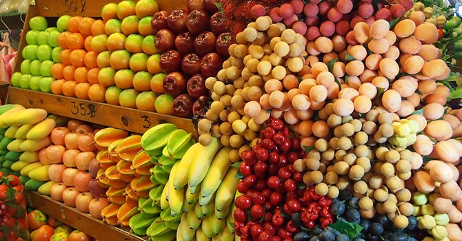 Vì đâu người Việt chi gần 1,4 triệu USD mỗi ngày để nhập rau quả Thái?