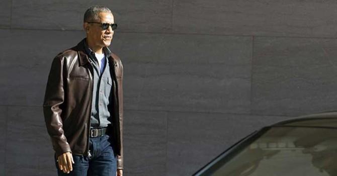 """Những ngày """"hưu trí"""" đầy biến động của ông Obama"""