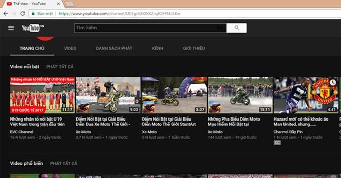 """YouTube có thêm tính năng """"xem video trong đêm"""""""
