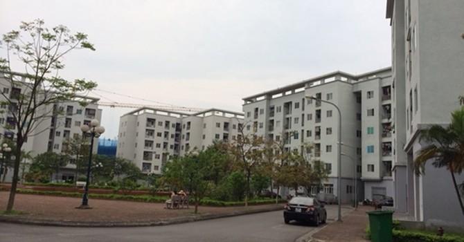 """Nhà ở xã hội cho thuê của Hà Nội: Thu tiền tăng, nhà xuống cấp """"mặc bay"""""""