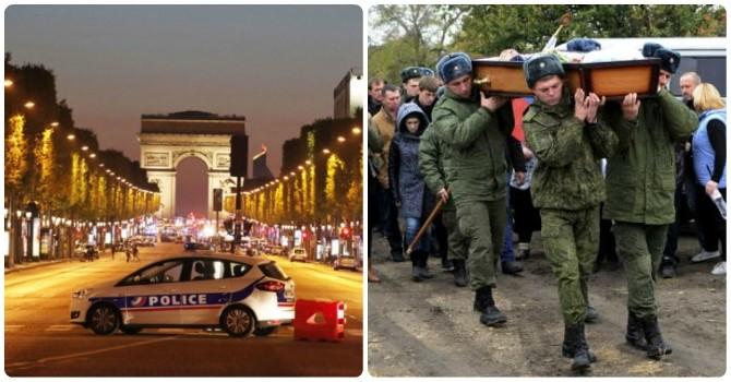 Thế giới 24h: Pháp bị khủng bố, sĩ quan Nga thiệt mạng ở Syria