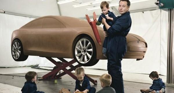 Cách dạy con khác người của Elon Musk