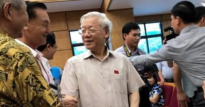 Cử tri muốn biết Trịnh Xuân Thanh, Vũ Đình Duy đã bị bắt chưa?