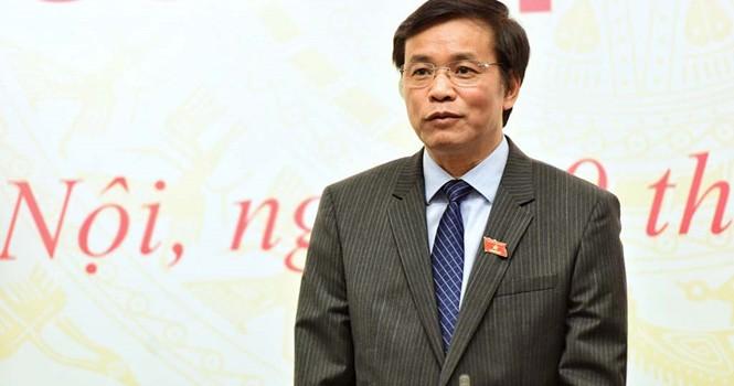 Vì sao ông Đinh La Thăng được chuyển về đoàn Đại biểu Quốc hội Thanh Hoá?