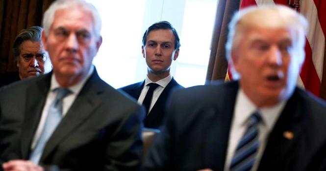 Cố vấn cấp cao Nhà Trắng lọt vào tầm ngắm của FBI