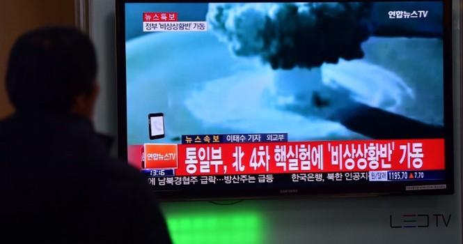 Triều Tiên chuẩn bị thử hạt nhân lần 6?