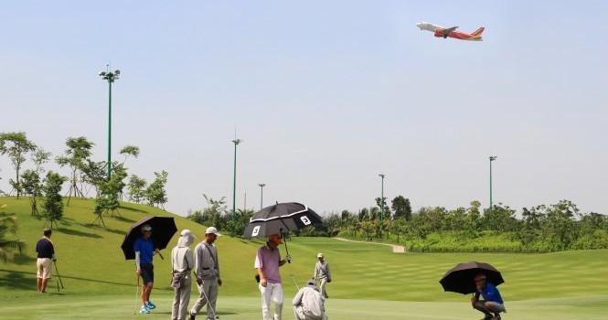Báo cáo thiếu chính xác để giữ sân golf Tân Sơn Nhất?