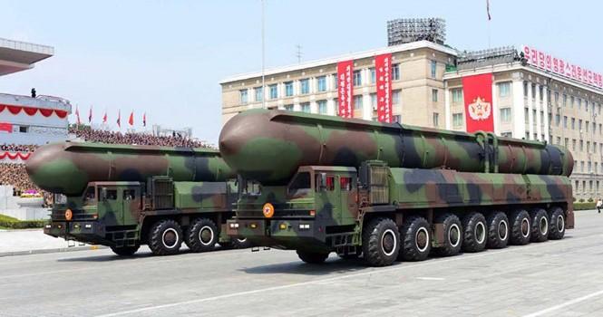 Mỹ cảnh báo dồn dập về Triều Tiên