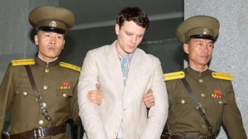 Triều Tiên thả sinh viên Mỹ bị kết án 15 năm tù khổ sai