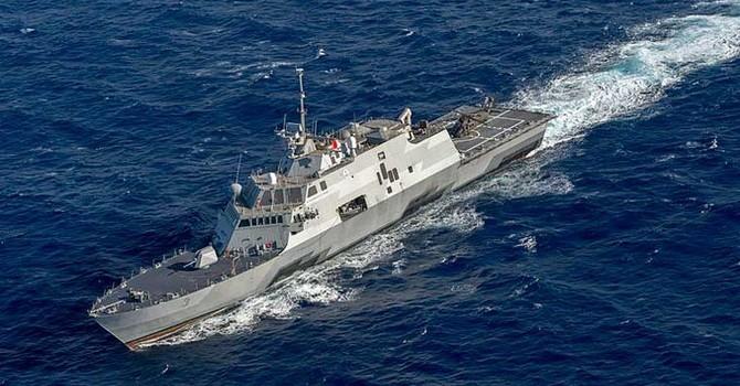 Khu trục hạm Mỹ đâm tàu hàng có thể do lỗi kíp trực đêm