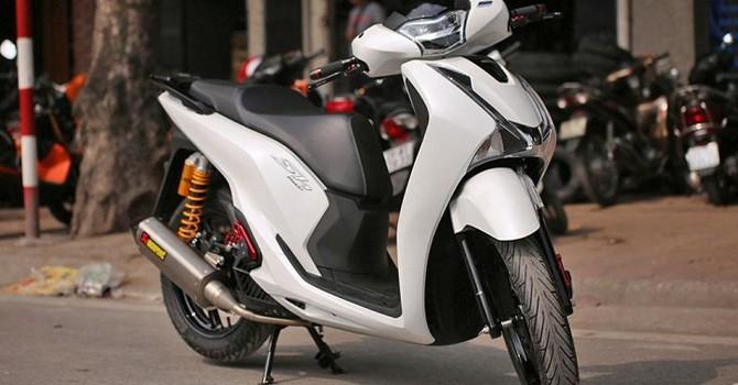 Honda SH giá thấp kỷ lục: Đừng vội mua ngay