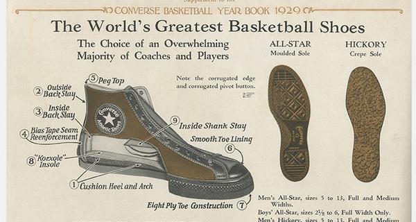 """Converse - Thương hiệu làm nên thành công nhờ hơn 100 năm """"bảo thủ"""""""