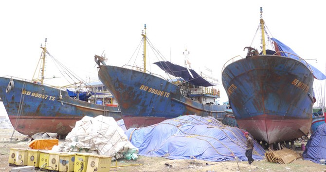 Nhiều chủ tàu phản ứng gay gắt với phương án khắc phục tàu vỏ thép