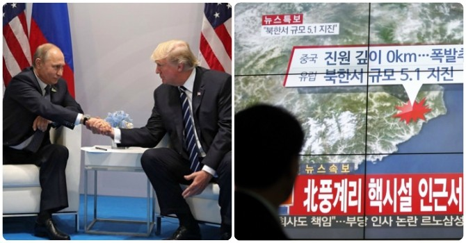 """Thế giới 24h: Ông Trump tự nhận """"rất ăn ý"""" với người đồng cấp Nga, Mỹ """"thanh minh"""" cho Triều Tiên"""