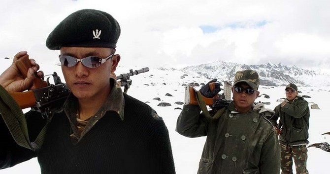 Ấn - Trung đề phòng xung đột