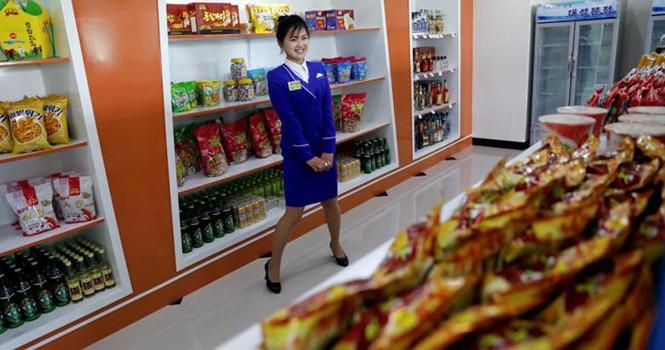 Văn hóa tiêu dùng tạo nên cuộc cách mạng mới ở Triều Tiên