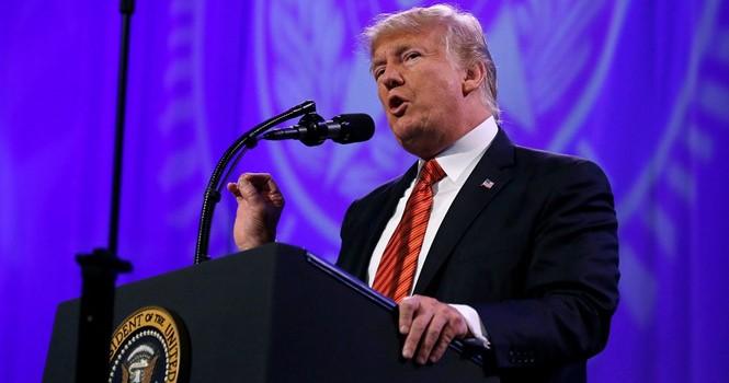 Tổng thống Trump ký sắc lệnh trừng phạt Venezuela