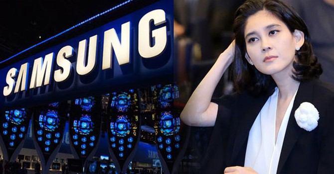 """Người con trai duy nhất ngồi tù, đế chế Samsung sắp được trao cho cô em gái xinh đẹp của """"thái tử Lee""""?"""