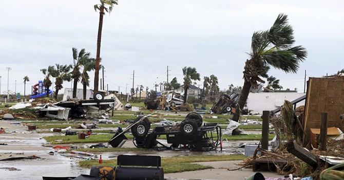 """Thế giới 24h: """"Siêu bão thập kỷ"""" càn quét khiến Mỹ thiệt hại hàng chục tỷ USD"""