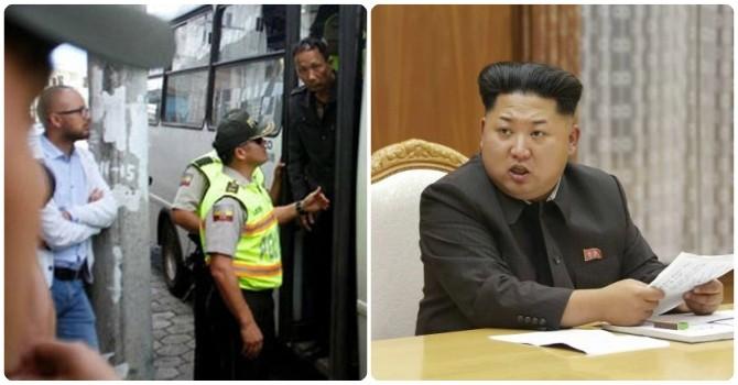 Thế giới 24h: Ecuador bỏ tù ngư dân Trung Quốc, ông Kim Jong-un lên tiếng về vụ phóng tên lửa