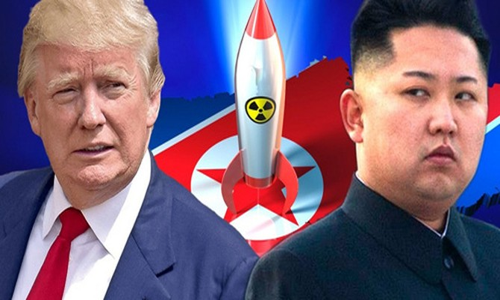 Từ chối đối thoại, ông Trump còn quân bài nào với Triều Tiên?