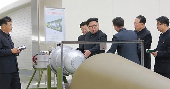 """Thế giới 24h: Triều Tiên thử bom H, ngoại giao giữa các cường quốc """"quay cuồng"""""""