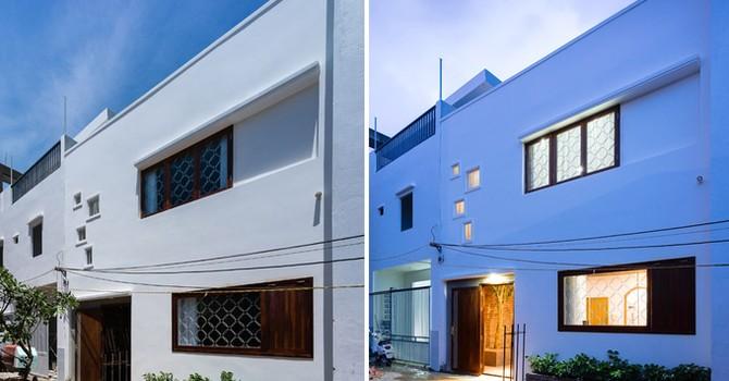 Căn nhà vuông ở Đà Nẵng từ phòng nào cũng thấy nắng và cây