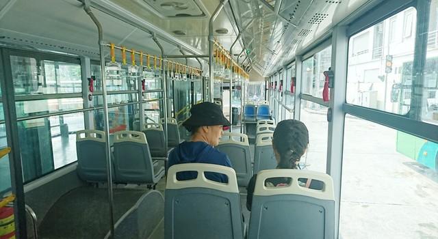 """""""Nói BRT quá tải trong giờ cao điểm là quá ảo"""""""