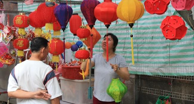 Lồng đèn Việt đang giành lại thị trường từ tay đồ chơi Trung Quốc