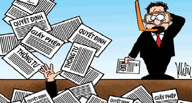 Nghịch lý đọc xong 4.000 điều kiện kinh doanh thì hết muốn... kinh doanh