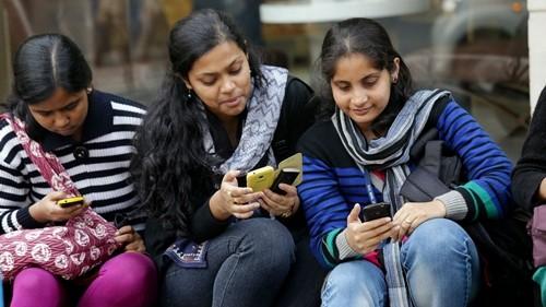 """Ấn Độ - thị trường """"béo bở"""" của các hãng điện thoại"""