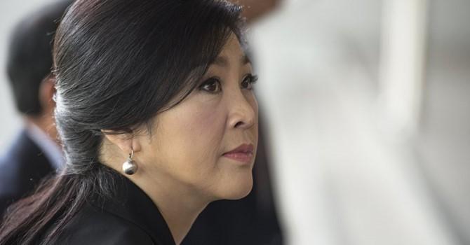 Bà Yingluck xin tị nạn chính trị ở Anh