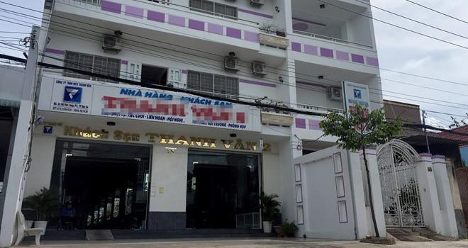 Ai trình báo cục phó mất gần 400 triệu đồng ở khách sạn tại Long An?