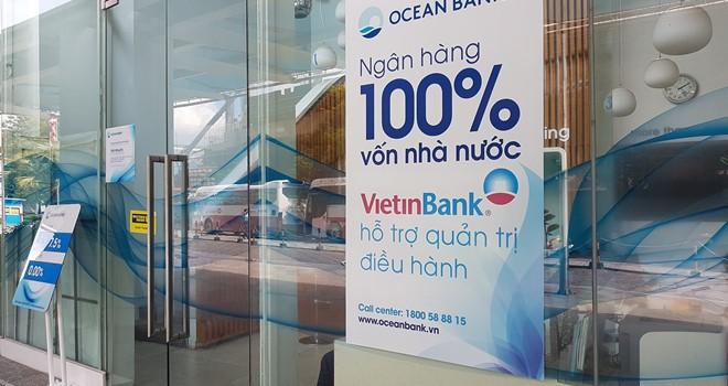 Ngân hàng Nhà nước mua OceanBank giá 0 đồng... chẳng theo quy định của luật nào