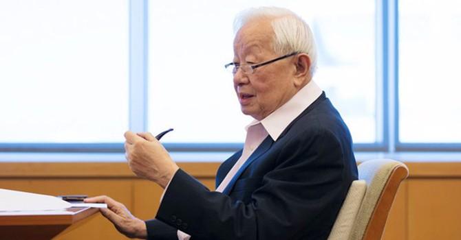 Morris Chang: Gần 30 năm đi làm thuê, 50 tuổi khởi nghiệp, biến công ty thành đế chế 90 tỷ USD