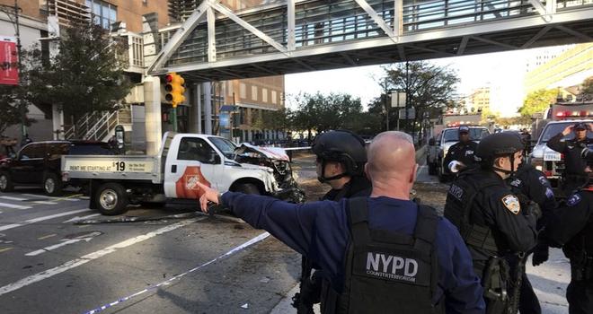 """Thế giới 24h: """"Khủng bố xe điên"""" chấn động New York"""