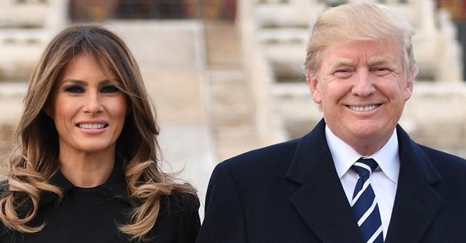 Thế giới 24h: Rời Trung Quốc, Đệ nhất phu nhân Melania Trump trở về Mỹ, không tới APEC