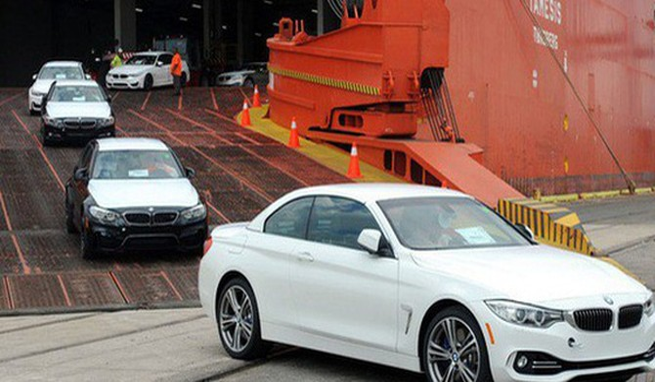 Lô xe BMW từng bị ngừng thông quan bất ngờ được rao bán với giá từ 1 tỷ đồng