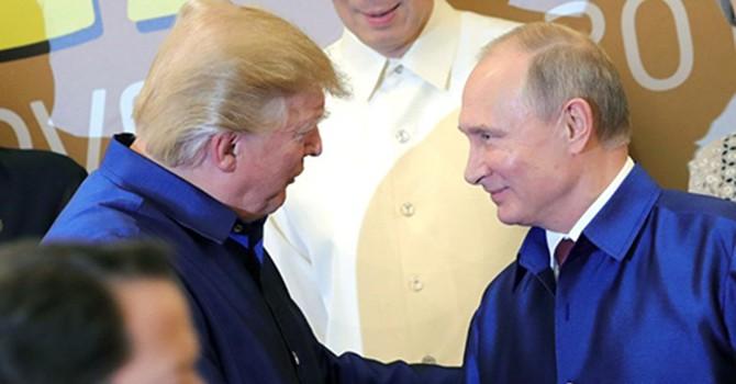 Ông Trump tin ông Putin không can thiệp vào bầu cử Mỹ