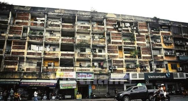 Có hay không việc Công ty Hoàng Huy xây chung cư không phép?