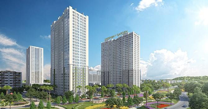 Green Bay Garden: Định hướng ý tưởng xây dựng thống nhất từ kiến trúc đến quy hoạch