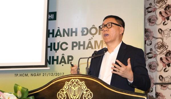 """CEO Vinamit giải đáp bài toán """"vàng"""" trong thu mua nông sản và xuất khẩu sản phẩm chế biến"""