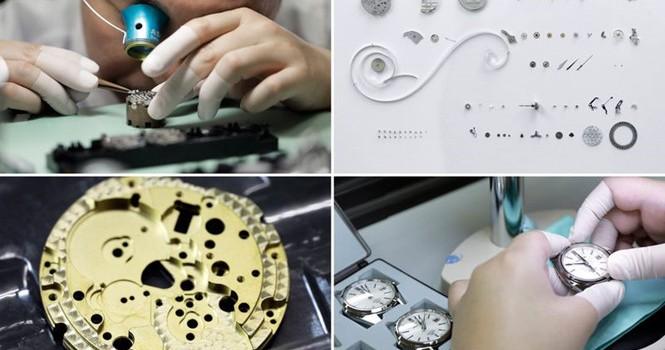 Đồng hồ hạng sang Nhật Bản trở lại, thách thức đồng hồ Thụy Sĩ