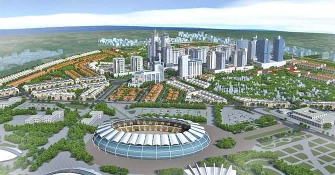 Khu đô thị Hòa Lạc sẽ có khoảng 600 nghìn người
