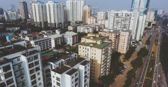 Giá chung cư Hà Nội giảm mạnh nhất trong 5 năm