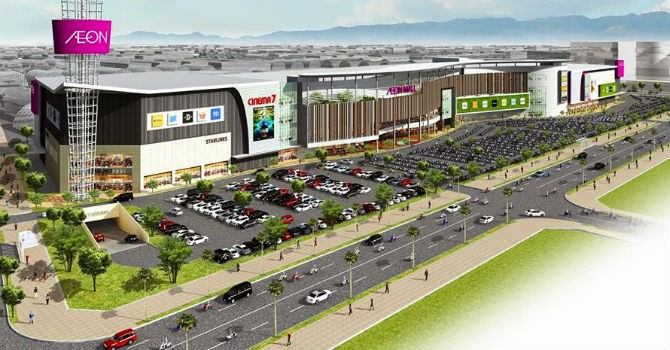 """AEON Mall Hà Đông và """"sóng ngầm"""" địa ốc phía Tây Hà Nội"""
