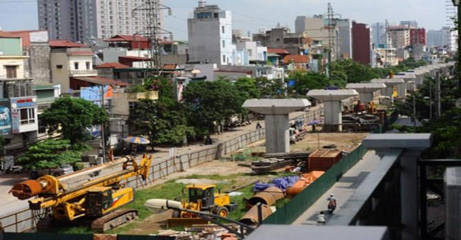 Bộ trưởng Thăng thúc tiến độ 3 dự án giao thông lớn tại Hà Nội