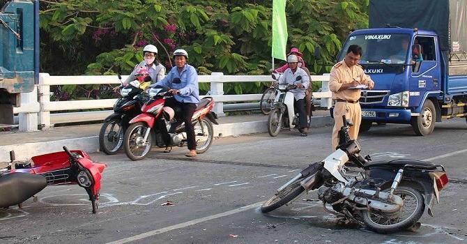 Gần 9.000 người chết vì tai nạn giao thông năm 2015